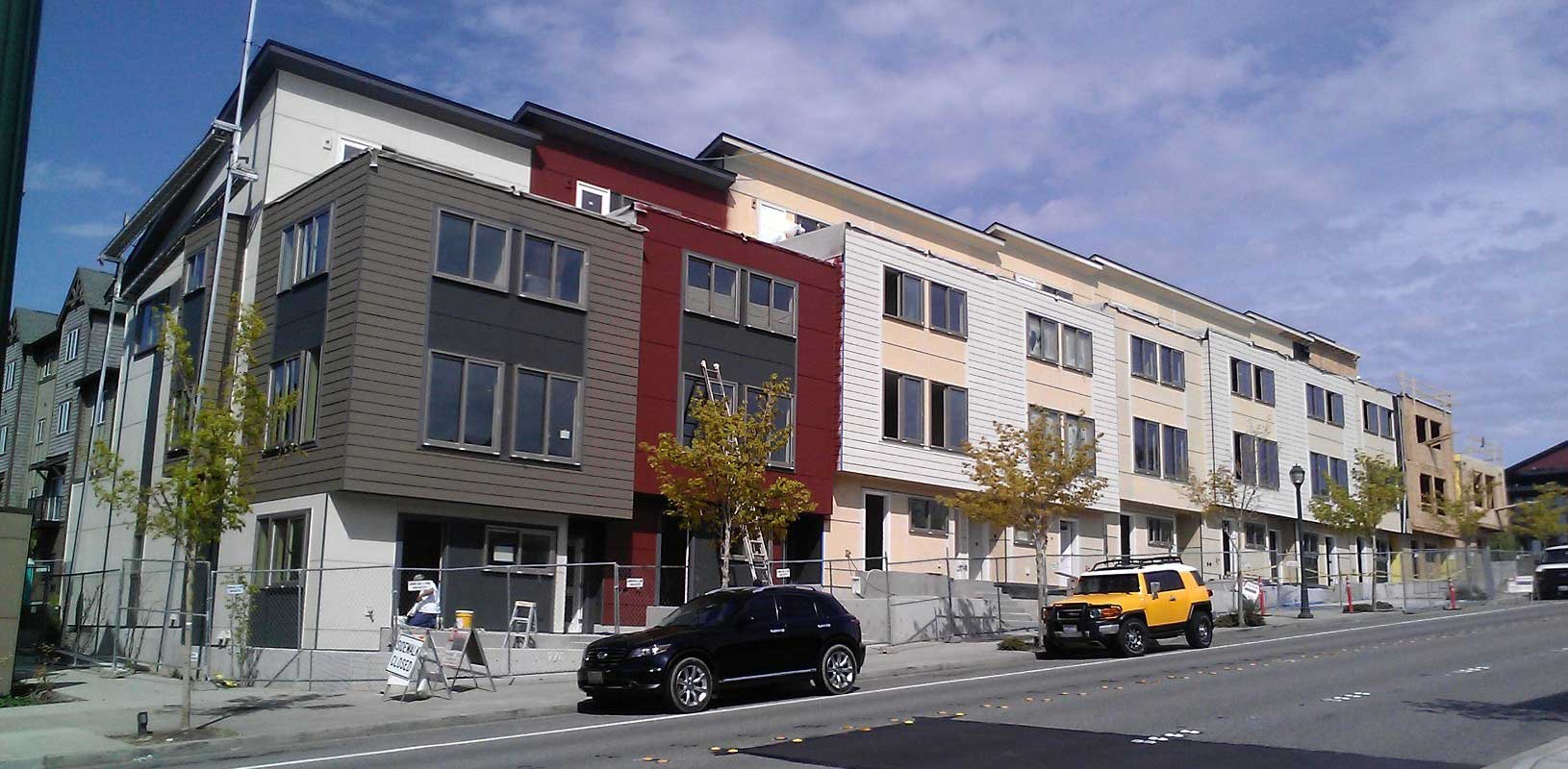 High Street Townhomes