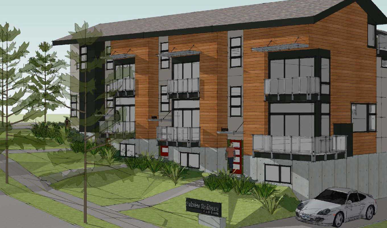 Redmond Townhomes Image